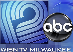 WISN-TV - WISN's 'contemporary 12' logo, used from 2006 as the station ID at the start of its newscasts, entertainment programming, and as the logo bug used during ABC network programs. Slowly fading from use after the station's September 2012 re-imaging.