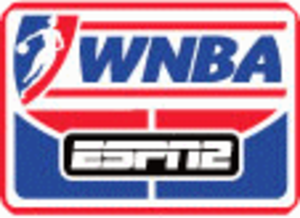WNBA on ESPN - Old logo