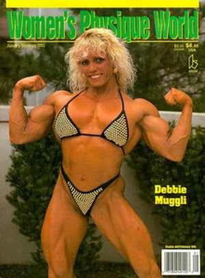 Women's Physique World - January/February 1995 issue