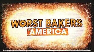 Worst Bakers in America - Image: Worst Bakers in America logo