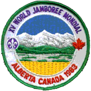 15th World Scout Jamboree - Image: 15th World Scout Jamboree