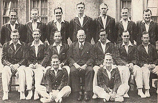 South African cricket team in England in 1935