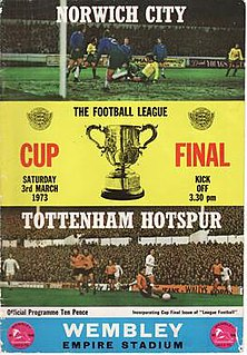 1973 Football League Cup Final