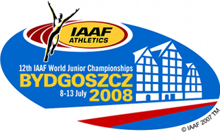 2008 World Junior Championships in Athletics