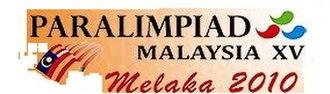 2010 Malaysian Paralympiad - Image: 2010 Malaysia Para Games Logo