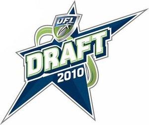 2010 UFL Draft - The 2010 UFL Draft logo