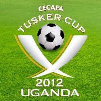 2012 CECAFA Cup - Image: 2012 CECAFA Cup logo