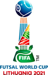 2021 FIFA Futsal World Cup 9th FIFA Futsal World Cup, scheduled to be held in Lithuania in 2020