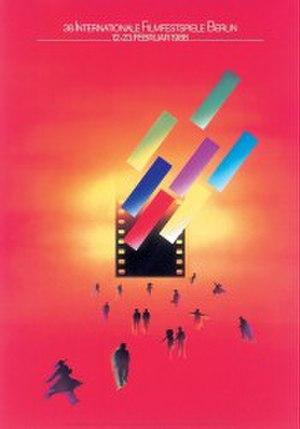 38th Berlin International Film Festival - Festival poster