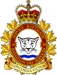 39 Service Battalion badge.png