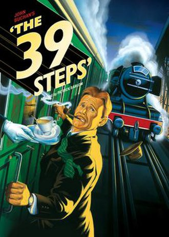 The 39 Steps (play) - Image: 39 steps
