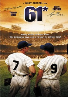 <i>61*</i> 2001 television film directed by Billy Crystal
