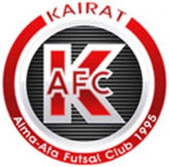 AFC Kairat - Image: AFC Kairat