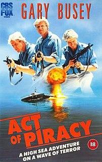 <i>Act of Piracy</i> 1990 film by John Cardos