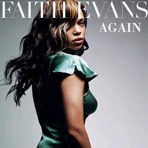 Again (Faith Evans song) - Image: Again Faith Evans Single