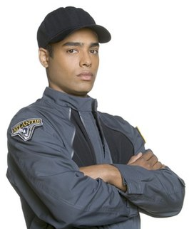 Aiden Ford fictional character from Stargate Atlantis