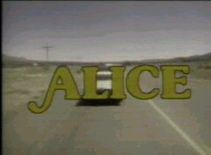 Alice (TV series) - Title card 1976–78