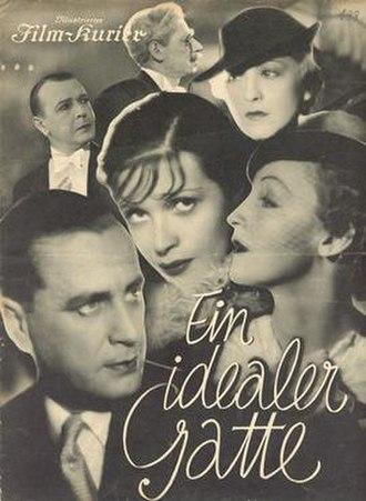 An Ideal Husband (1935 film) - Image: An Ideal Husband (1935 film)