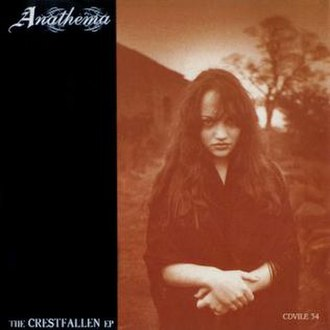 The Crestfallen - Image: Anathema The Crestfallen EP