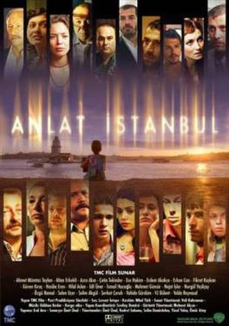 Istanbul Tales - Theatrical Poster