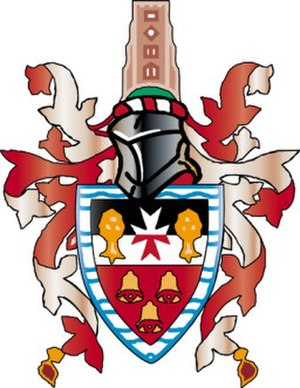 Hackney London Borough Council - Image: Arms hackney lb