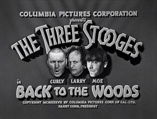 <i>Back to the Woods</i> (1937 film) 1937 film by Jack White