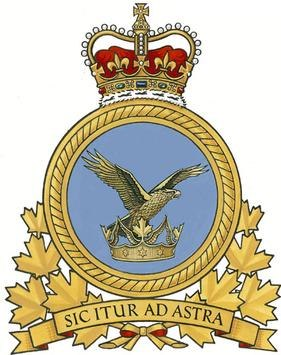 Badge of the Royal Canadian Air Force