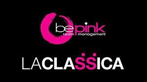 Bepink–Cogeas - Image: Be Pink La Classica team logo