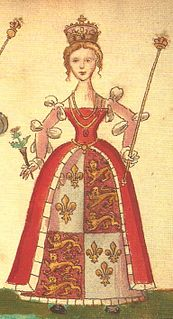 Queen Consort of Scotland from 1424 to 1437