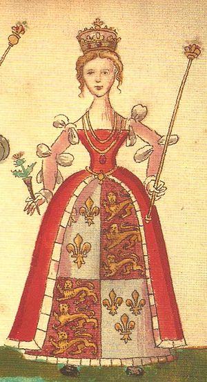 Joan Beaufort, Queen of Scots - Joan Beaufort