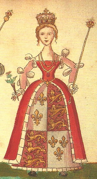 Joan Beaufort, Queen of Scots - Joan Beaufort