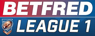 RFL League 1 Third level of British rugby league
