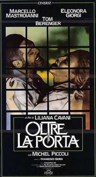 Beyond the Door (1982 film) - Theatrical release poster
