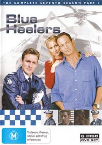 Blue Heelers (season 7) - Image: Bh dvd 7.1