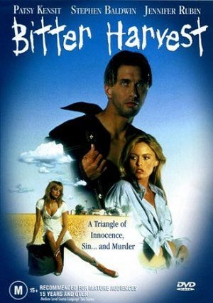 "Bitter Harvest (1993 film) - Australian DVD cover of ""Bitter Harvest"""
