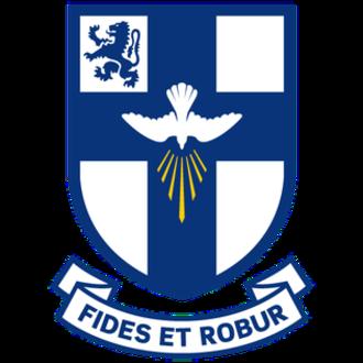 Blackrock College - Image: Blackrock crest