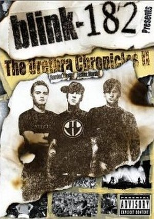 The Urethra Chronicles II: Harder Faster Faster Harder - Image: Blink 182 The Urethra Chronicles II Harder Faster Faster Harder cover