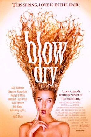 Blow Dry - Theatrical release poster