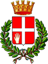 Coat of arms of Borgomanero