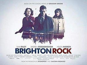 Brighton Rock (2010 film) - Theatrical release poster