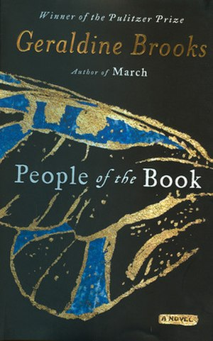 People of the Book (novel) - First edition cover