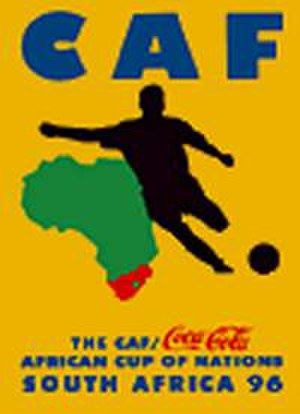1996 African Cup of Nations - Image: CAN 1996 logo