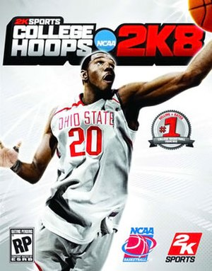 College Hoops 2K8 - Image: CH2K8 front