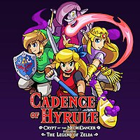 Picture of a game: Cadence Of Hyrule