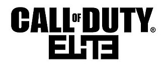 Call of Duty: Elite - Image: Call of Duty ELITE Logo