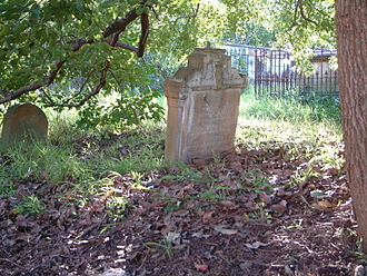 Camperdown Cemetery - Stele account for the greatest number of monuments