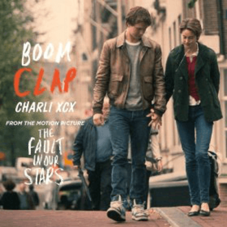 Boom Clap - Image: Charli XCX Boom Clap (Alternate Single Cover)