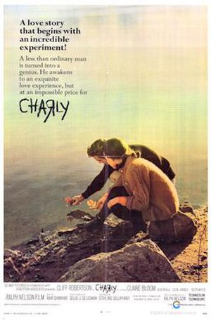 Charly - 1968 Theatrical Poster