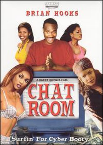 Chat Room (film) - DVD cover
