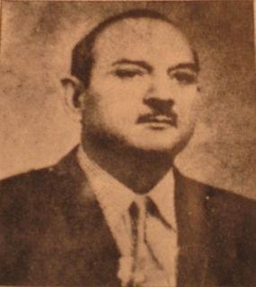 Naseer Ahmad Malhi Pakistani politician